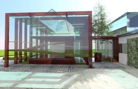Architektura: mgr inż. arch. Mateusz Zembroń